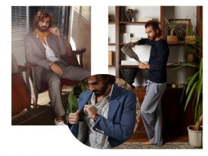 Marca de John Malkovich recruta modelo português para campanha