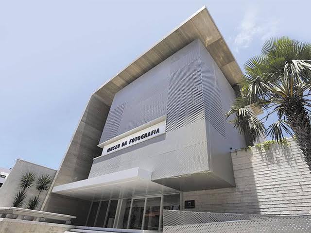 Fachada do Museu da Fotografia Fortaleza – o maior museu de fotografia da América Latina || Créditos: Divulgação