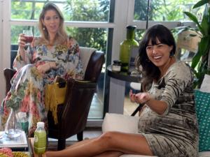 Glamurettes supercool – e grávidas – dão suas dicas no nosso especial de Dia das Mães