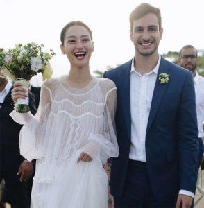 Bruna Tenório se casa em cerimônia elegante e discreta em Paraty