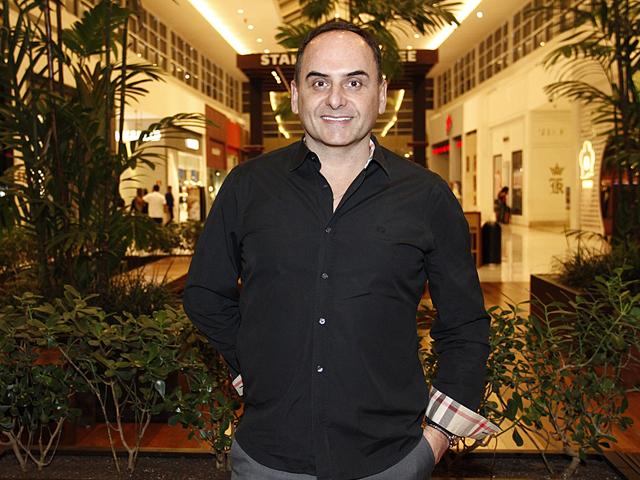 O banqueteiro Renato Aguiar || Créditos: Divulgação