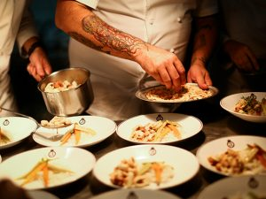 Por dentro do jantar a 4 mãos de Jefferson Rueda e Gustavo Torres no L'Atelier