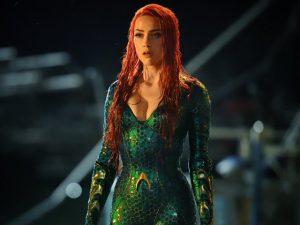 "Elon Musk exibe a nova namorada Amber Heard nas filmagens de ""Aquaman"""