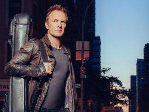 Sting vai se jogar no picadinho e no cuscuz paulista em show em SP