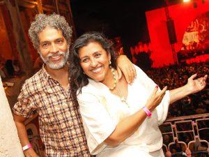 Regina Casé e Estevão Ciavatta vão ajudar a plantar 2 mil mudas de plantas
