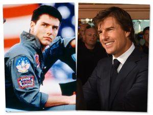 """Tom Cruise entrega que vai filmar sequência de """"Top Gun"""""""