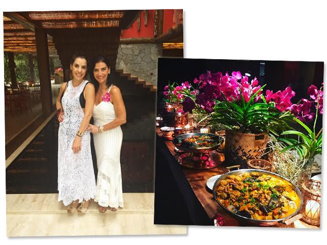 Paola de Picciotto e Flavia de Picciotto Terpins || Créditos: Reprodução / Instagram