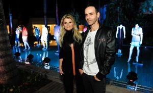 Festa de lançamento das novas marcas de Helena Caio e Luis Fiod