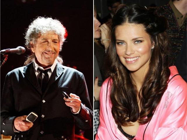 Bob Dylan e Adriana