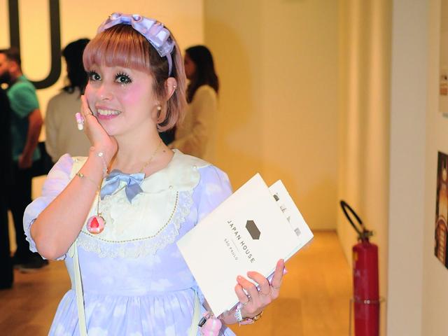A cosplay Akemi Matsuda