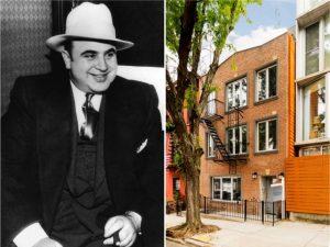Townhouse onde morou Al Capone em NY está à venda por R$ 9,5 milhões