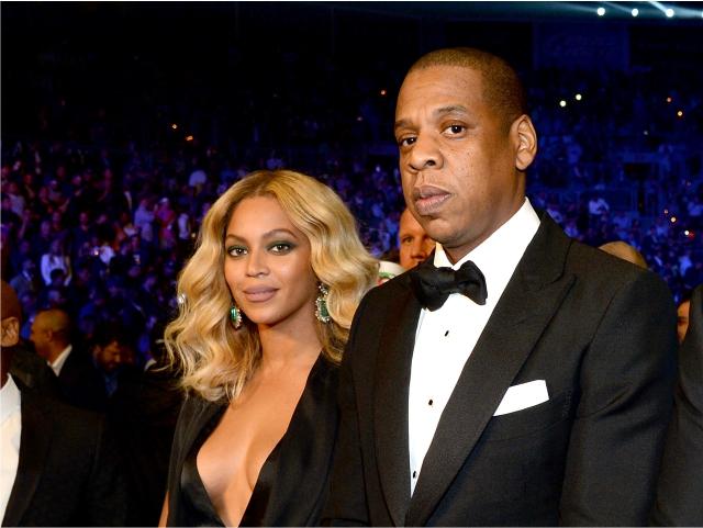 Beyoncé Knowles e Jay Z