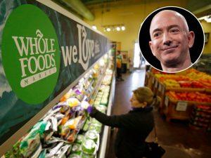 A compra da Whole Foods pela Amazon ainda rende assunto no Vale do Silício
