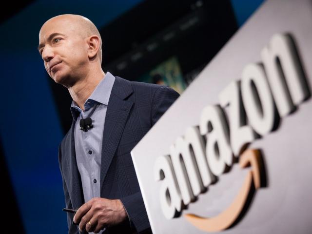 Jeff Bezos, fundador da Amazon || Créditos: Getty Images