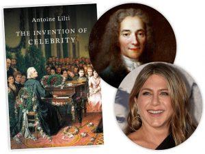 """Em novo livro, historiador conta que Voltaire foi """"a Jennifer Aniston do século 18"""""""