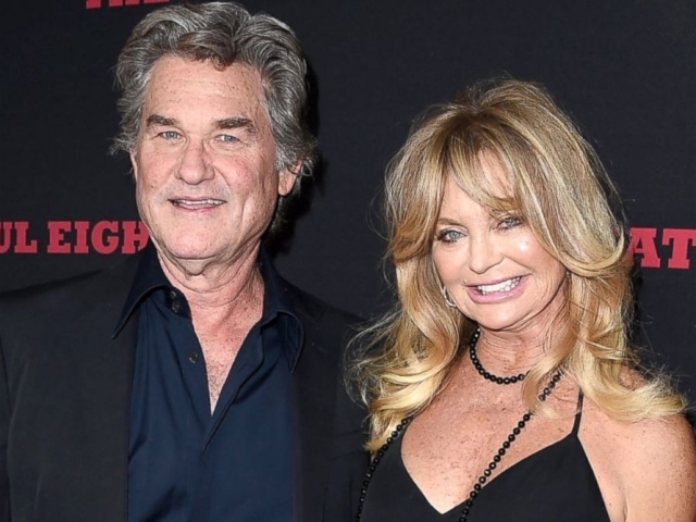 Kurt Russell e Goldie Hawn || Créditos: Getty Images