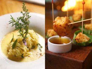 Cozinha internacional inspira o novo menu do Unique Garden Hotel & Spa
