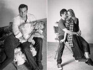 Mixed e Zapalla clicam casais em shooting especial de Dia dos Namorados