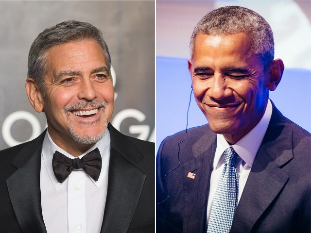 George Clooney e Barack Obama || Créditos: Getty Images