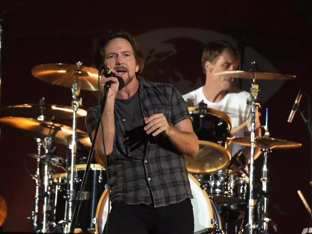 Eddie Vedder || Créditos: Getty Images