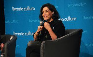 """Sessão de autógrafos seguida de bate-papo do livro """"Chic Profissional"""" de Gloria Kalil"""
