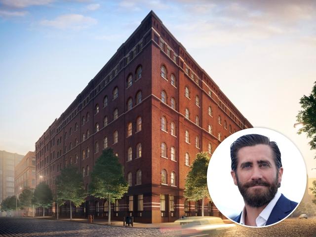 Jake Gyllenhaal e seu novo endereço em NY
