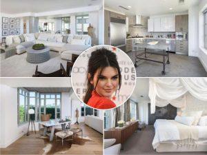 Primeiro lar de Kendall Jenner em Los Angeles está à venda por R$ 5,3 milhões