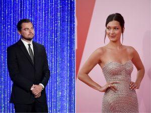 Não foi dessa vez… Leonardo DiCaprio levou um belo fora de Bella Hadid