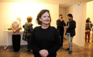 "Abertura de ""Paulo Bruscky – Performances"" na Galeria Nara Roesler"