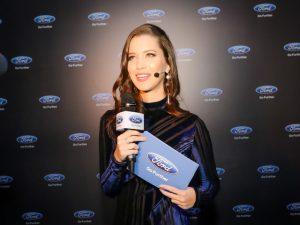Nathalia Dill comandou pré-estreia do novo Ecosport na Argentina