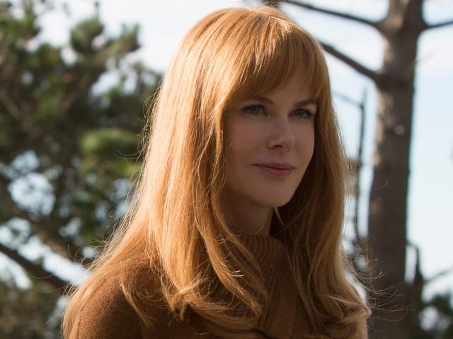 """A atriz em """"Big Little Lies"""", série da HBO"""