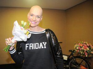 Curada do câncer, Laura Wie quer ser inspiração para outras mulheres