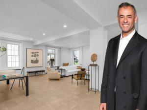Francisco Costa coloca à venda apartamento na Park Avenue em NY