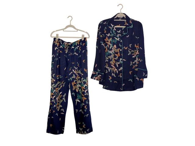 Pijama Gii Sleepwear à venda no Coletivo Glamurama || Créditos: Divulgação