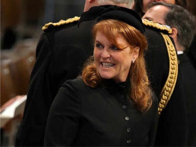Sarah Ferguson, a Fergie || Créditos: Getty Images