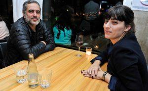 Os apaixonados que jantaram no Le Jazz e no Spot no Dia dos Namorados