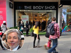 Dono da Natura, que quer comprar a The Body Shop, já tem base na Europa