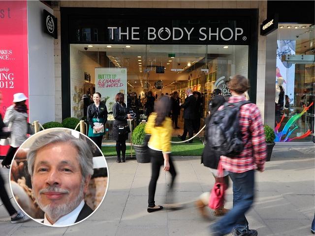 Antonio Luiz Seabra: de olho na The Body Shop