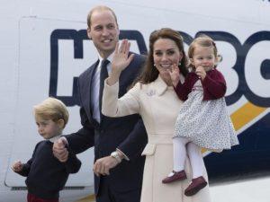 Governanta de William e Kate não aguenta a pressão e pede demissão