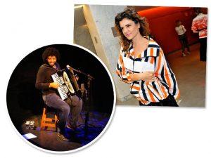 Mariana Aydar vai se apresentar com o músico Mestrinho no Baretto