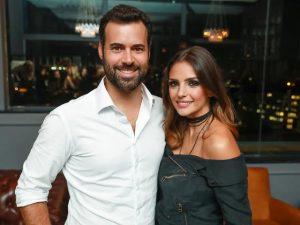 Carol Celico e Eduardo Scarpa: duplo agito na casa de Chiquinho Scarpa!