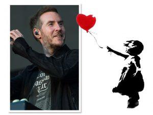 Hipótese de que Robert Del Naja, do Massive Attack, seja o verdadeiro Banksy ganha força