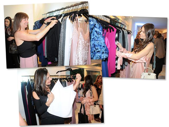 Le Dress fez sucesso no Coletivo Glamurama