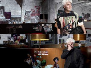 Pedro Almodóvar encarna alter ego em campanha da Prada