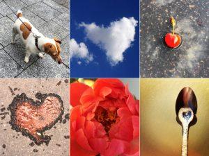 Modi, no Pátio Higienópolis, ganha mostra de corações pelo Dia dos Namorados