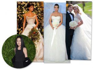 No dia do aniversário de Vera Wang, 9 famosas que se casaram usando suas criações