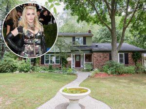 Casa da infância de Madonna em Michigan está à venda por R$ 1,6 milhão