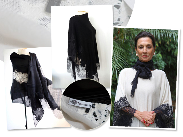 06983687a3118 Xales artesanais de Marisa Diniz levam um pouco do Nepal ao Coletivo  Glamurama