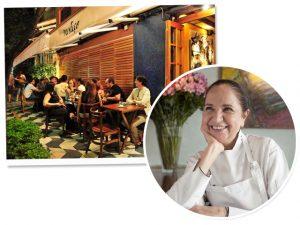 Chef Ina de Abreu comemora 20 anos de Mestiço com receitas especiais