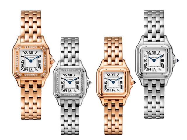 0f76a6257af Desejo do Dia  o retorno triunfal do relógio Panthère da Cartier ...